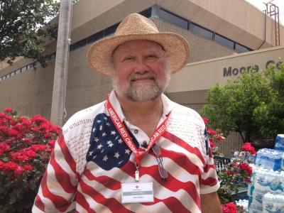Keith Anderson, Volunteer